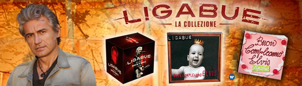 LIGABUE - Con la scusa del rock'n'roll - La Collana