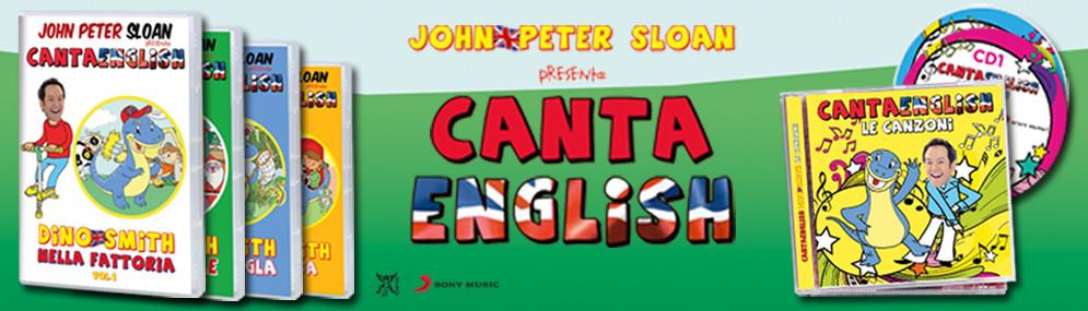 CANTA ENGLISH - La collezione