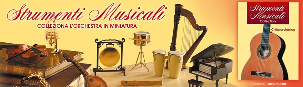 STRUMENTI MUSICALI COLLECTION