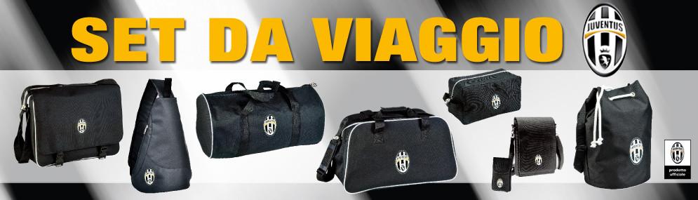 SET VIAGGIO JUVENTUS