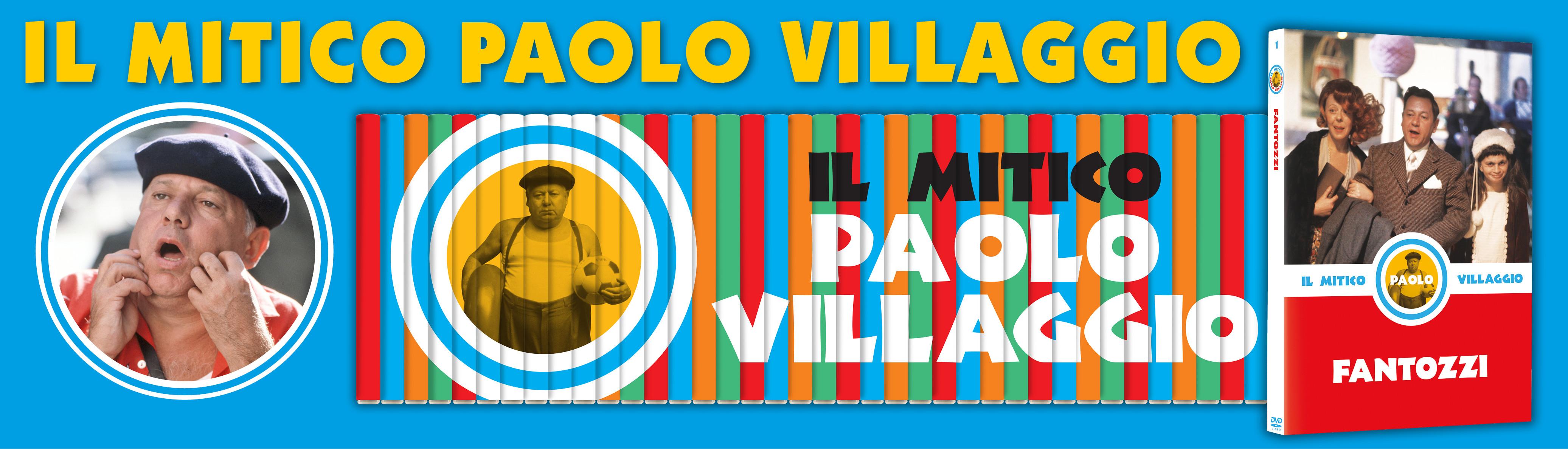 IL MITICO PAOLO VILLAGGIO