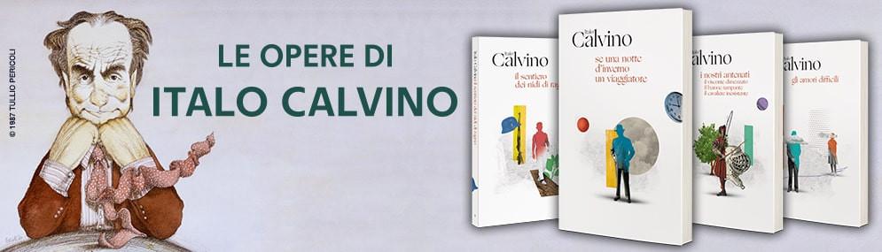 LE OPERE DI ITALO CALVINO
