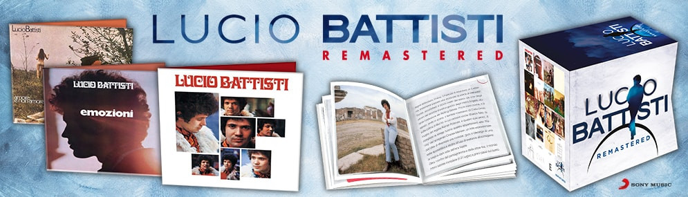 Lucio Battisti – Remastered
