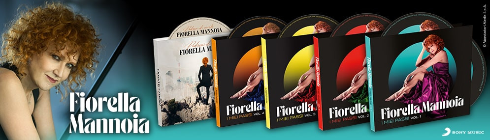 Fiorella Mannoia - ''I miei passi''
