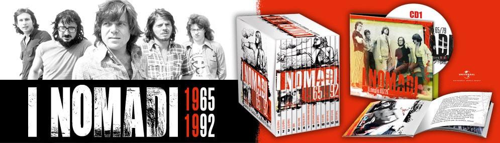 I Nomadi 1965-1992