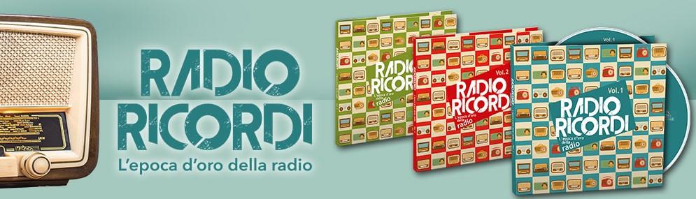 RADIO RICORDI. L'EPOCA D'ORO DELLA RADIO
