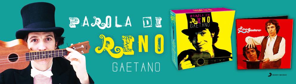 Rino Gaetano - PAROLA DI RINO