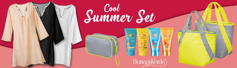 COOL SUMMER SET di DONNA MODERNA