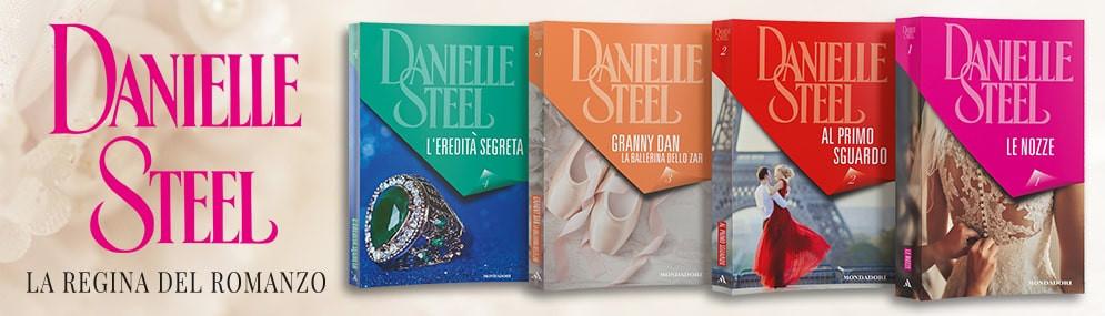 I romanzi di Danielle Steel