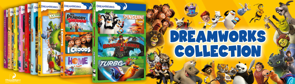 DREAMWORKS COLLECTION