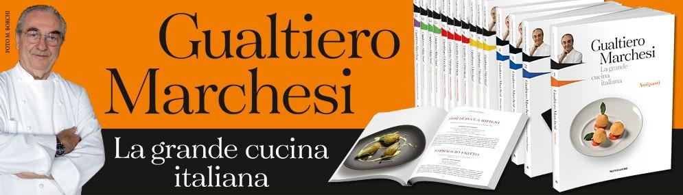 GUALTIERO MARCHESI - La grande cucina italiana