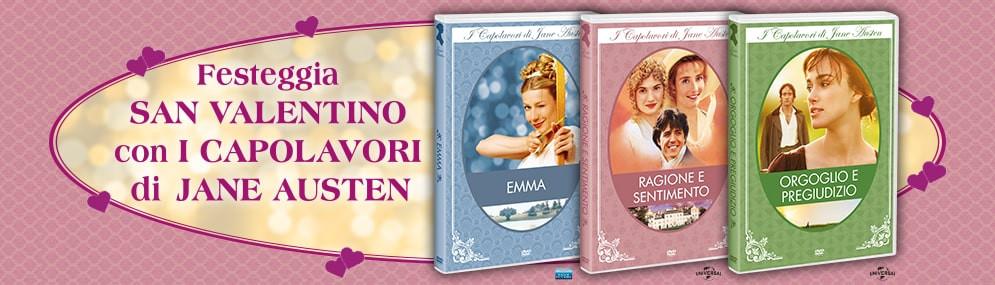 San Valentino con Jane Austen