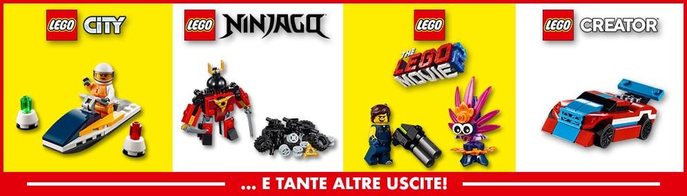 DIVERTITI CON LEGO