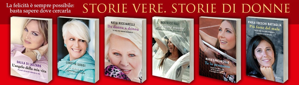 STORIE VERE. STORIE DI DONNE