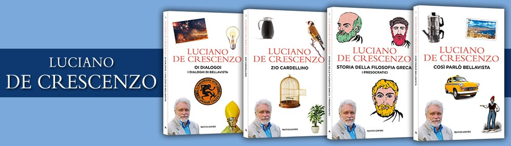 Il meglio di Luciano De Crescenzo