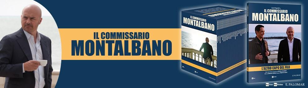 COLLANA IL COMMISSARIO MONTALBANO