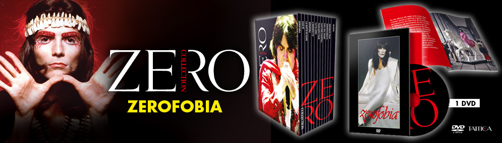 Renato Zero –  Zero Collection DVD