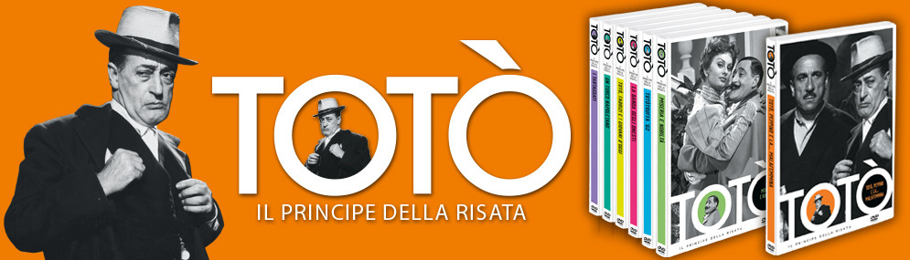 TOTÒ – IL PRINCIPE DELLA RISATA