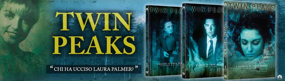 I SEGRETI DI TWIN PEAKS – Le 2 stagioni originali