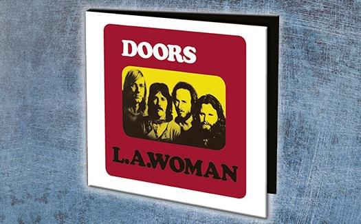 The Doors Cd 6 L A Woman 40th Anniversary Cd In Edicola