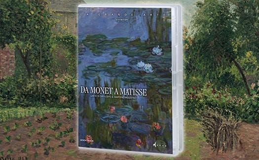 La grande arte 7 da monet a matisse dvd in edicola for Da matisse a monet