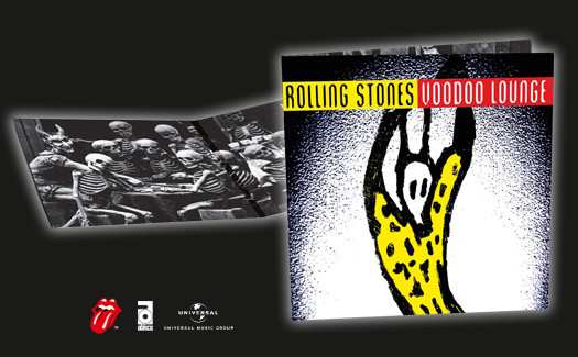 Brand New Car Rolling Stones