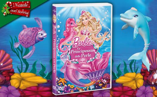 Barbie La Principessa Delle Perle Dvd In Edicola Mondadoriperteit