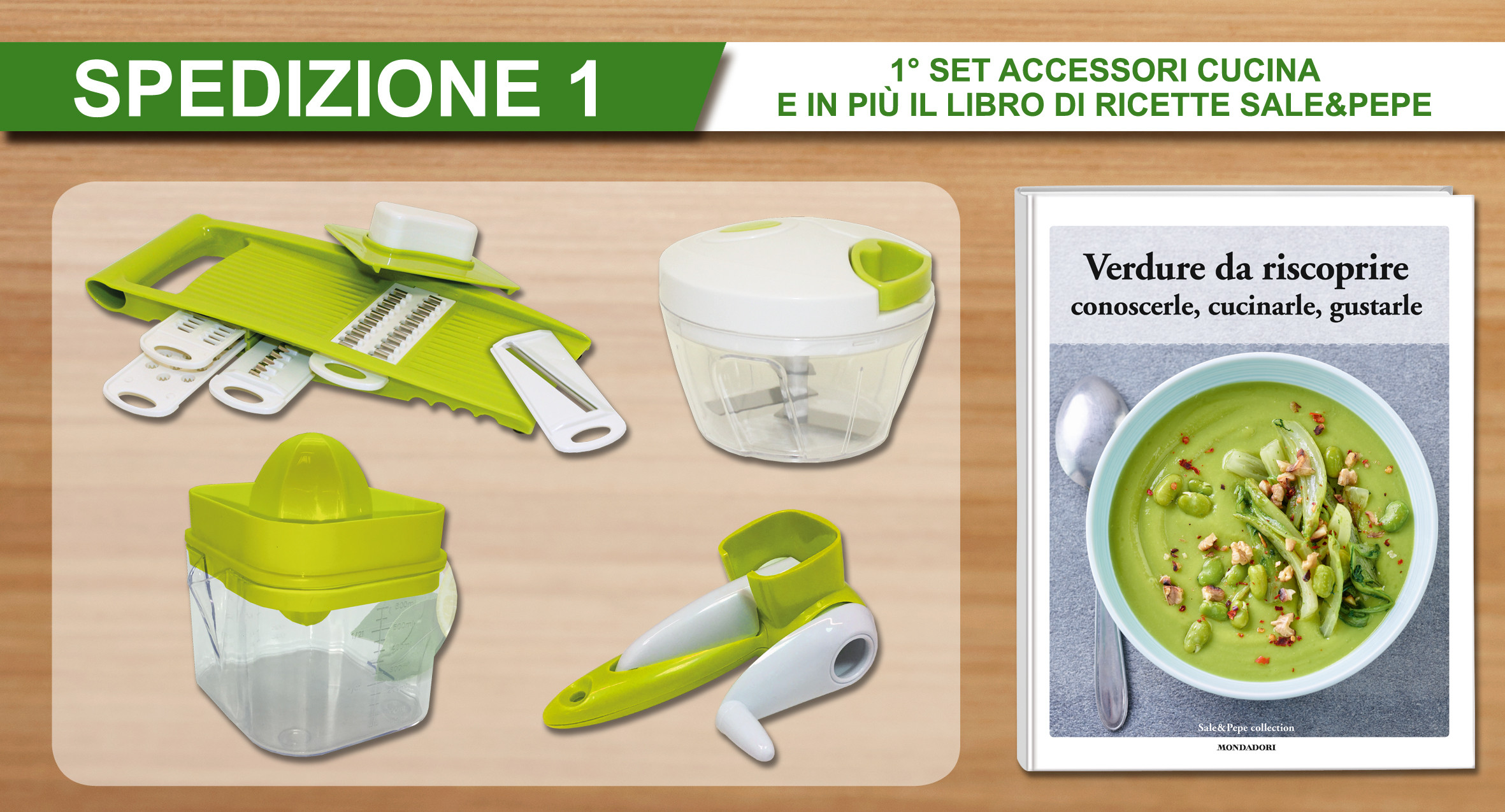 La nuova collezione di accessori da cucina oggettistica in - Accessori da cucina ...